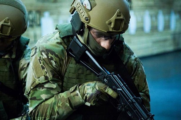 ФБР провело тренинг для спецназа НАБУ и Национальной полиции