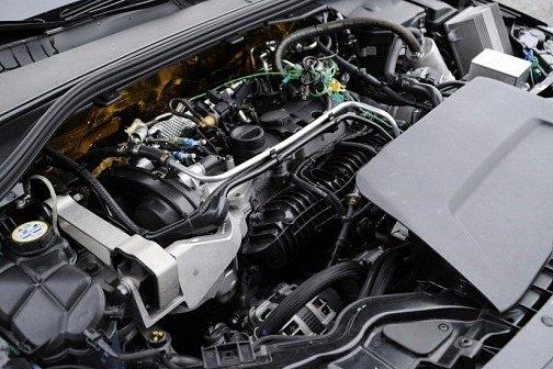 Volvo начал тестировать трёхтурбинный мотор