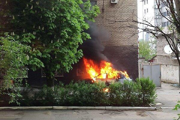 Фото — Взрыв