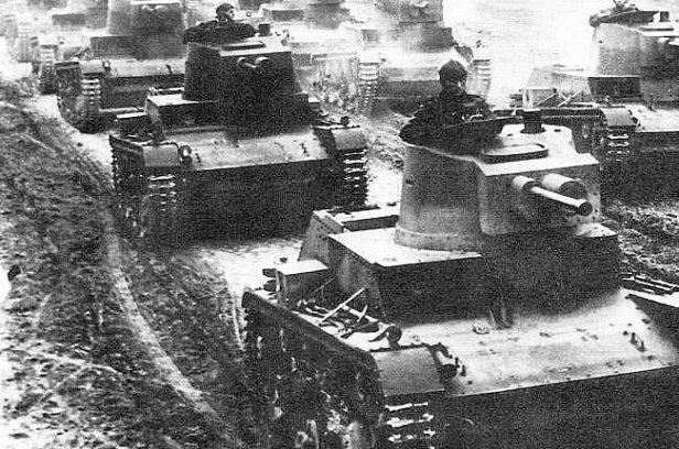 Вторая мировая война началась 76 лет назад нападением Германии на Польшу
