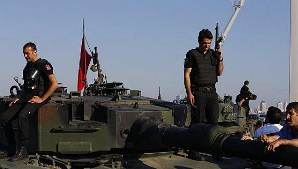 Взрыв полицейского КПП в Турции: девять человек погибли