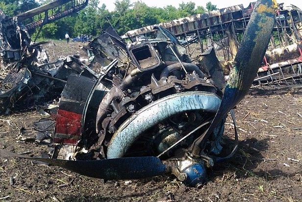 В России потерпел крушение АН-2