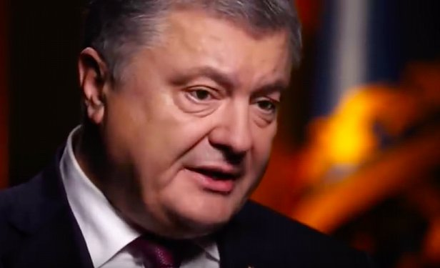 Порошенко заявил о возможном нападении России
