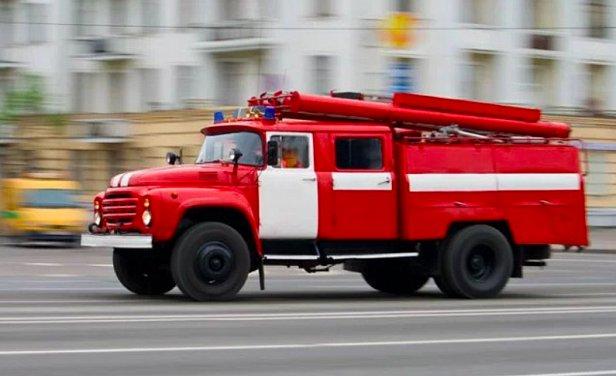 фото - пожар ПФУ
