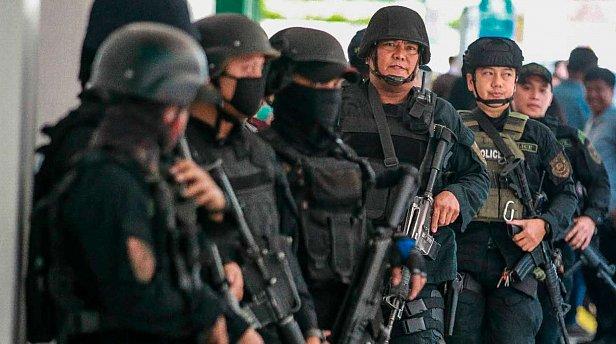 Фото — Полиция Филиппин
