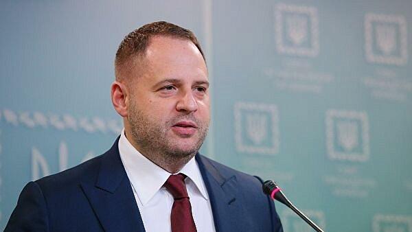 Ермак назвал сроки возвращения Донбасса и рассказал о плане «Б»