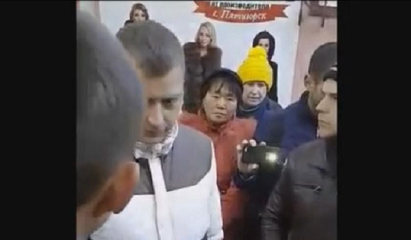 """""""Будет вам Майдан с палатками"""": крымские предприниматели ополчились против городских оккупационных властей. Видео"""