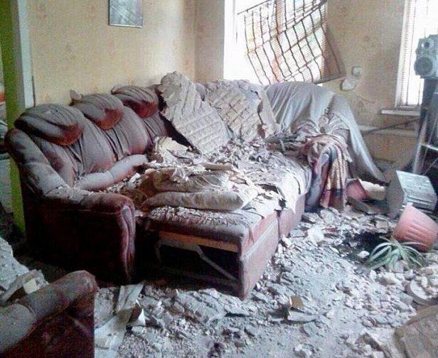 Погиб ребенок: террористы обстреляли мирных жителей Луганщины