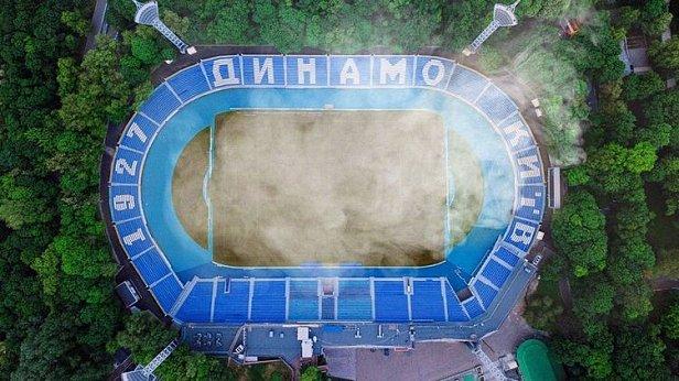 Фото — Стадион Динамо