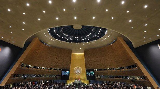 Стало известно, какие страны выступили против резолюции по Крыму