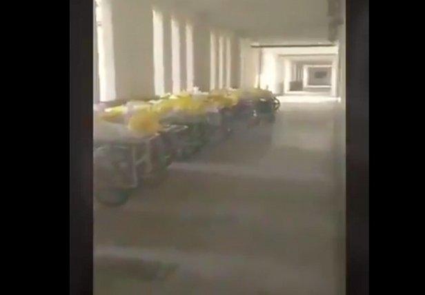 Коронавирус 2020: появилось видео из крематория в Уахне