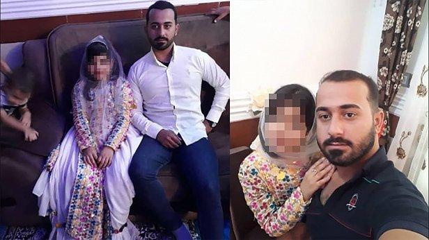 Фото - В Иране мужчина женился на 9-летней девочке