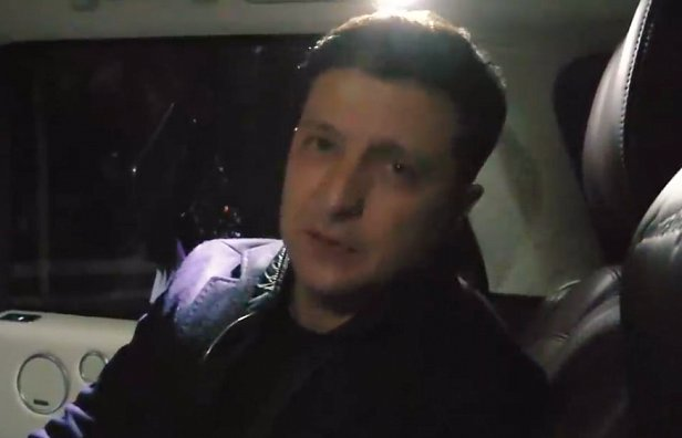 Зеленский объявил  оготовности кпереговорам сПутиным
