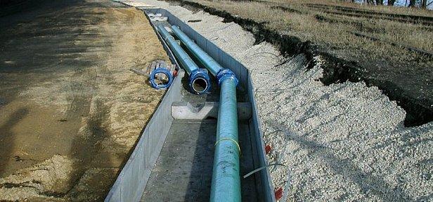 В Крым проведены тайные трубопроводы с водой: громкая теория