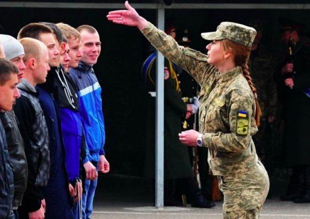 фото - призыв в армию