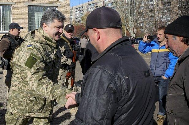 Последние новости АТО: боевики ДНР и ЛНР артобстрелами нарушают Минский договор -  16 огневых атак на украинские позиции. Карта АТО