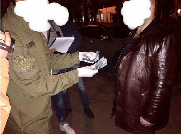 На взятке задержан полковник Генштаба ВСУ (фото)