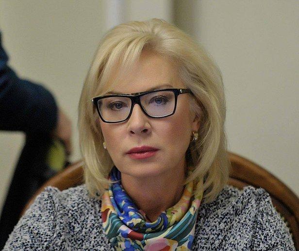 Людмила Денисова. фото facebook.com/denisovaombudsman
