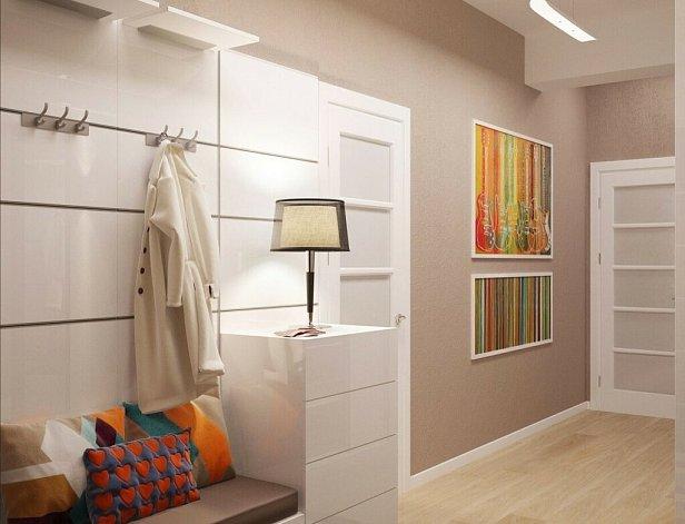 Дизайн прихожей в квартире в Киеве