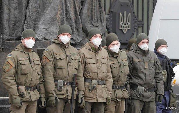 В Украине на патрулирование улиц из-за карантина выведут армию - Минобороны