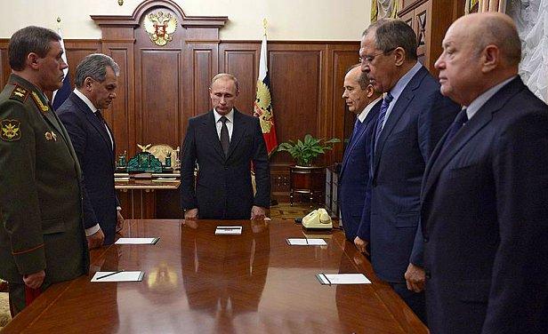 У Путина объяснили,почему ПВО России не сбила ни одной ракеты в Сирии
