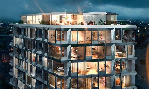 PHILADELPHIA Concept House — стильный жилой комплекс бизнес-класса на Печерске