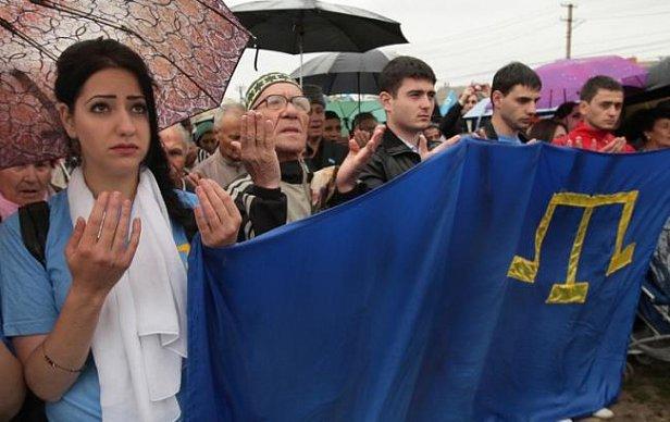 С территории Крымской АССР насильно выселили более 225 тысяч крымских татар