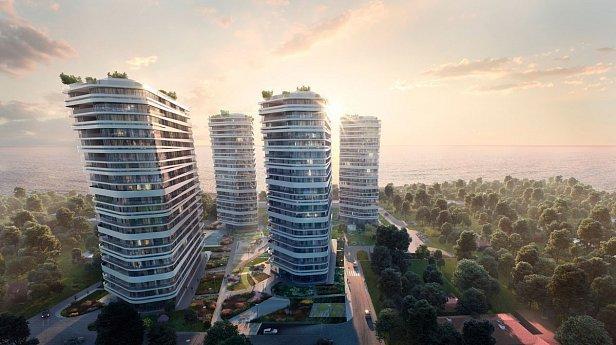Самые популярные жилые комплексы комфорт-класса от SAGA Development