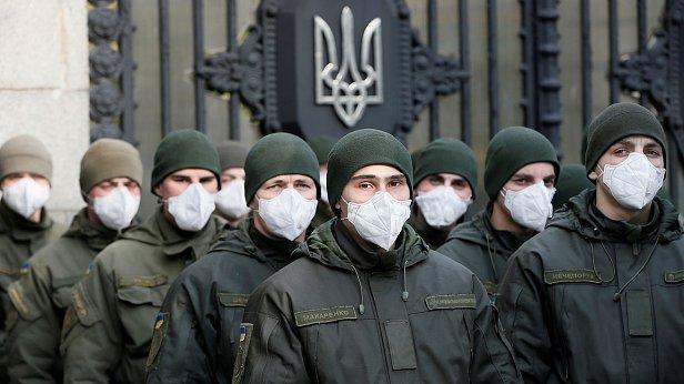 фото - Нацгвардия Украины