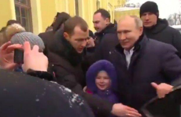 фото - Путин