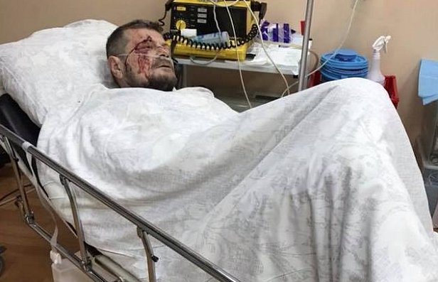 Взрыв нардепов в Киеве: первые подробности (фото)