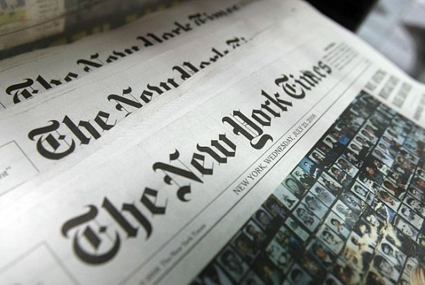 Не перерисуют: скандал с картой Крыма в New York Times получил продолжение