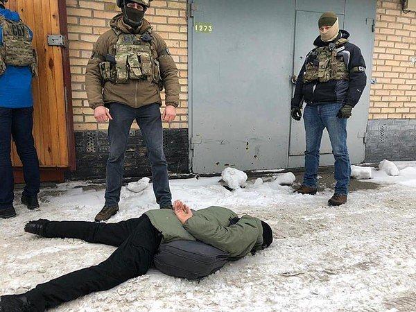 В Киеве задержали подозреваемих в похищении бизнесмена