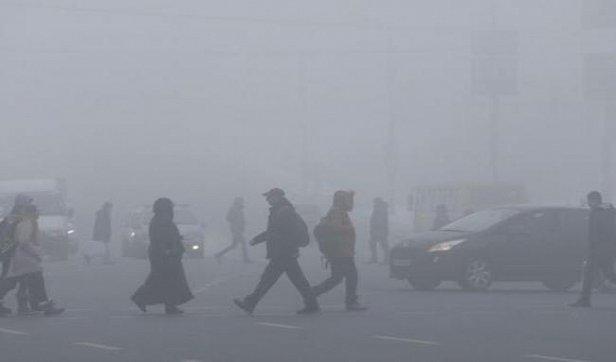 фото - туман