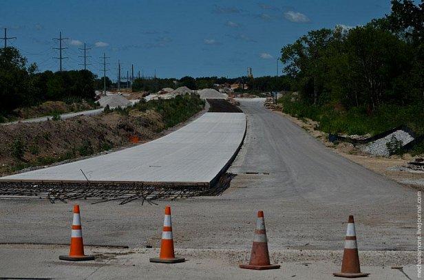 Украина начинает строительство бетонных дорог: названы их преимущества