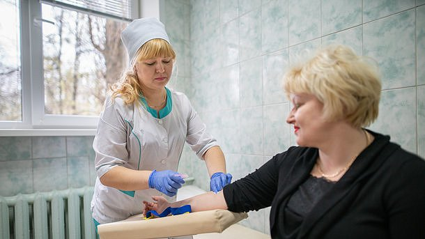 Бесплатная медицина. Фото: moz.gov.ua