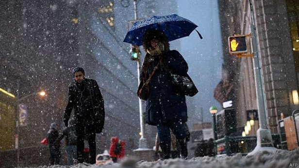 Продлится три дня: на Украину надвигается шторм со снегом