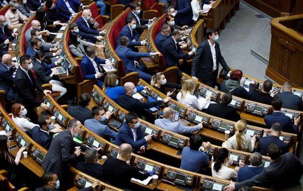 Фото - Депутаты