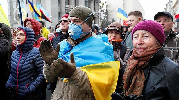 Фото — Коронавирус в Украине