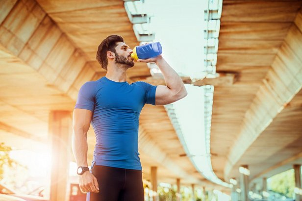 Всё о спортивном питании