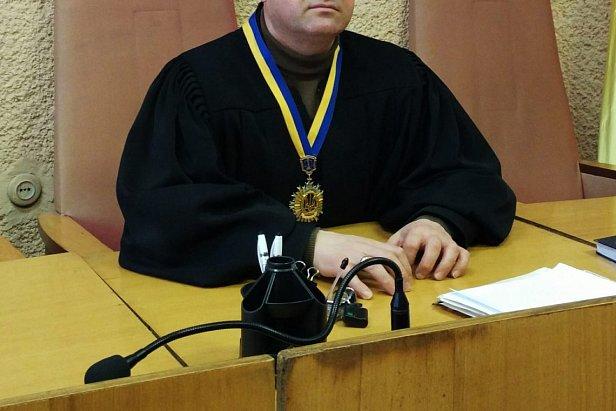 Фото — Судья