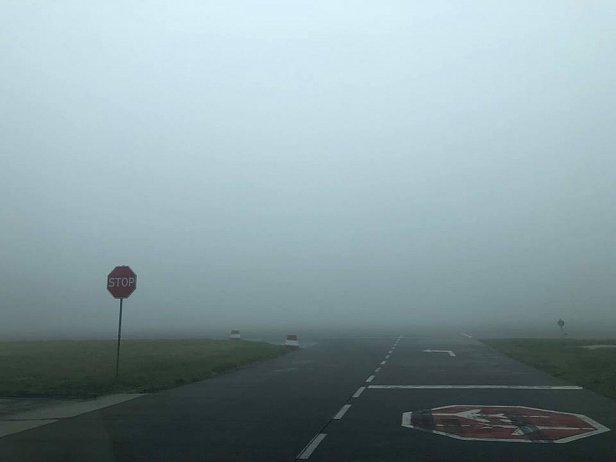 Фото — Туман