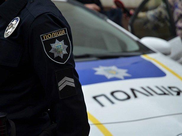 Фото — Полиция