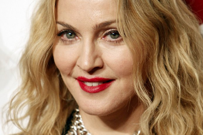 Мадонна шокировала поклонников голым фото