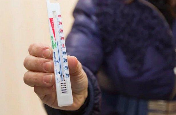 фото - термометр