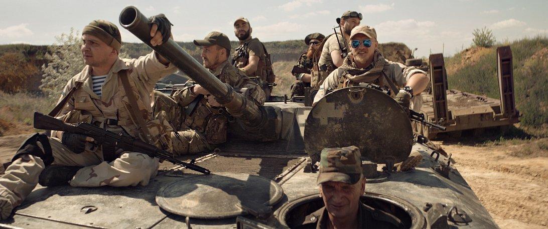 КИНОМНЕНИЕ: Почему «Позывной «Бандерас» - шаг вперёд для украинского кино