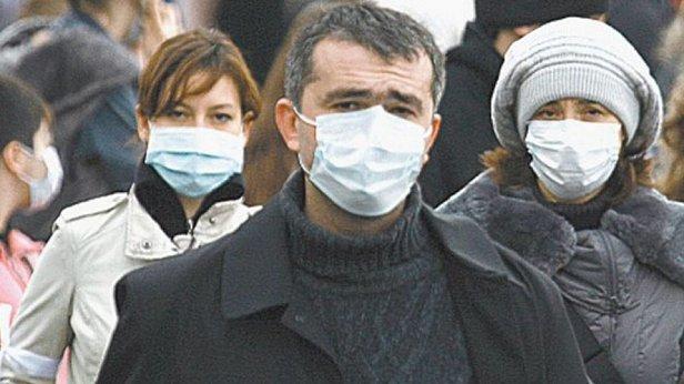 В Украине в пяти областях началась эпидемия гриппа
