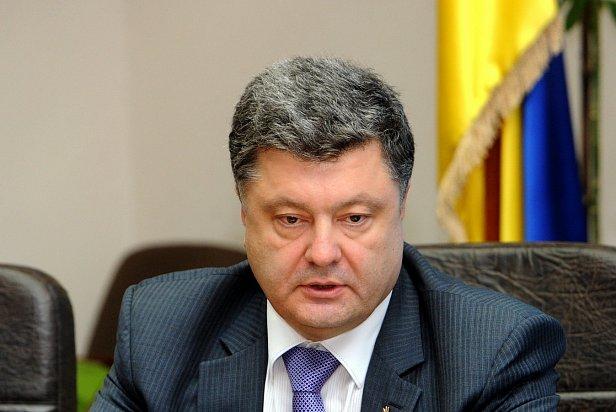 Порошенко:  «киборг» освобожден из плена боевиков ДНР