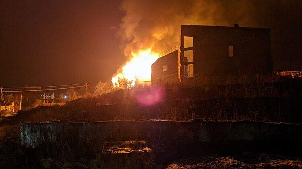 Фото - Пожар