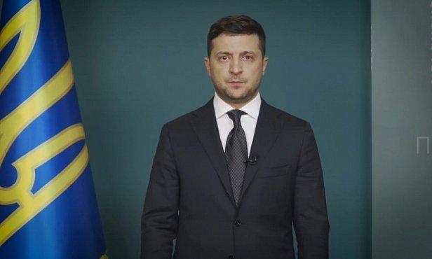 фото - президент Зеленский